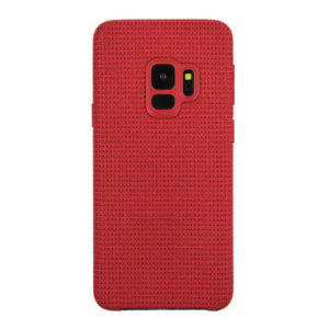 Samsung Hyperknit Cover Case Red For Galaxy S9 - EF-GG960FREGWW