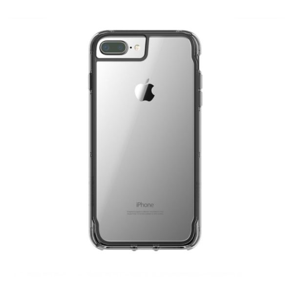 innovative design 79e4f bd80c Buy Griffin Survivor Clear Case Smoke/Black For iPhone 8 Plus/7 Plus ...
