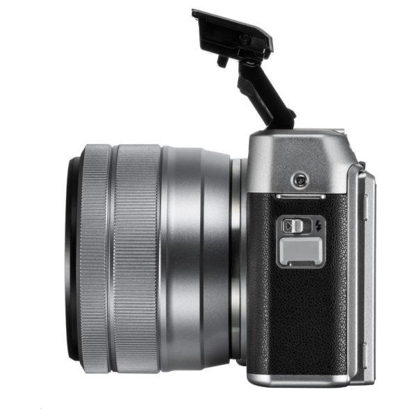 Fujifilm X-A5 Mirrorless Digital Camera Body Silver + XC 15-45mm f/3.5-5.6 OIS Lens Kit