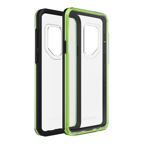 new product 6b9e3 d9362 Buy Lifeproof Slam Clear Case Night Flash Green For Samsung Galaxy ...