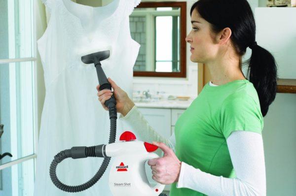 Bissell Steam Shot Handheld Vacuum Cleaner 2635