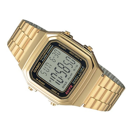 Casio A178WGA-1A Vintage Unisex Watch