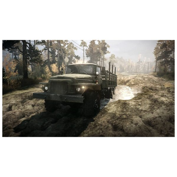 buy xbox one mud runner a spintires game price. Black Bedroom Furniture Sets. Home Design Ideas
