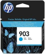HP Cyan Original Ink Cartridge 903 T6L87AE