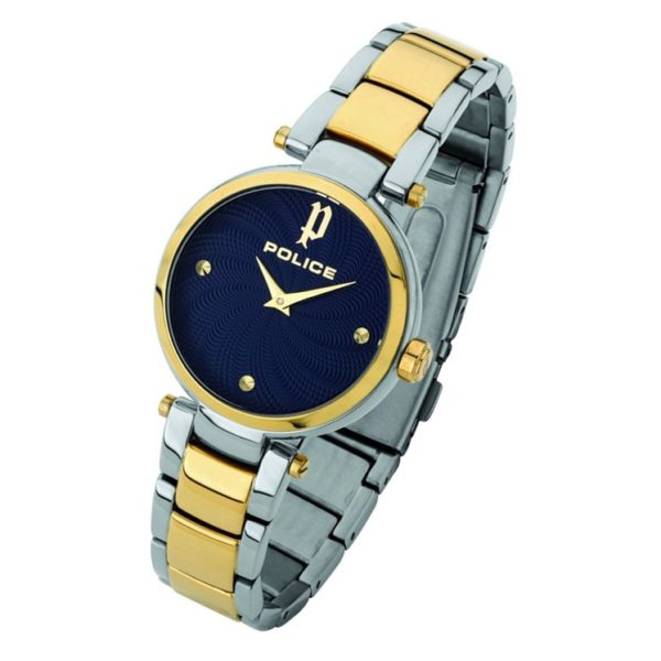 Police P 14869BSTG-D03M Konall Ladies Watch