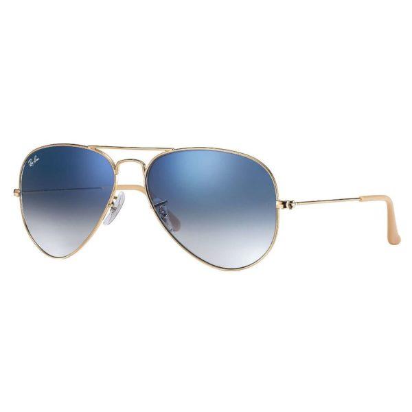 Ray-Ban Aviator Unisex Sunglasses - RB30250 01/3F