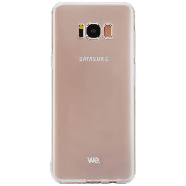 WE Transparent Protective Case For Samsung Galaxy S8 Plus