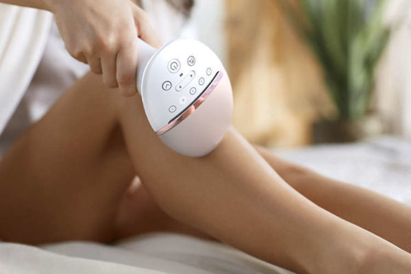Philips Lumea IPL Hair Removal System BRI950