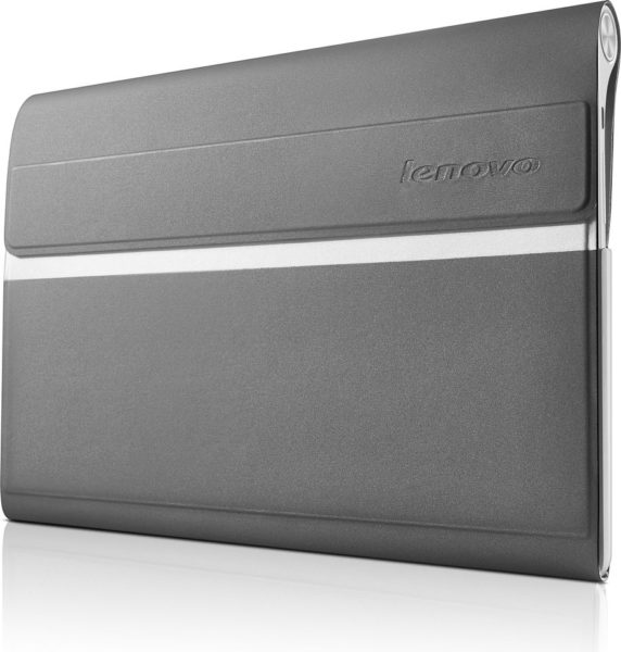 outlet store e9627 21f27 Lenovo 888017322 Folio Case & Film Grey For Yoga Tablet 2 10inch