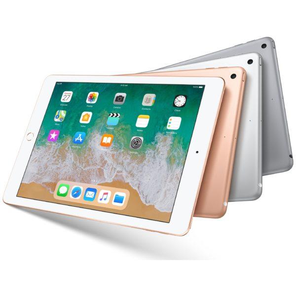 Apple iPad (2018) - iOS WiFi 128GB 9.7inch Gold