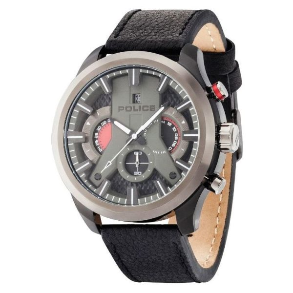 Police P 14639JSBU02 Cyclone Mens Watch