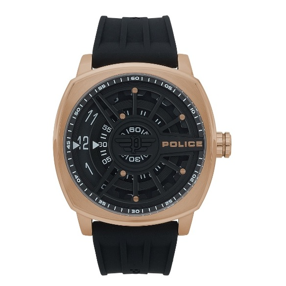 Police P 15239JSR-02P Speed Head Mens Watch