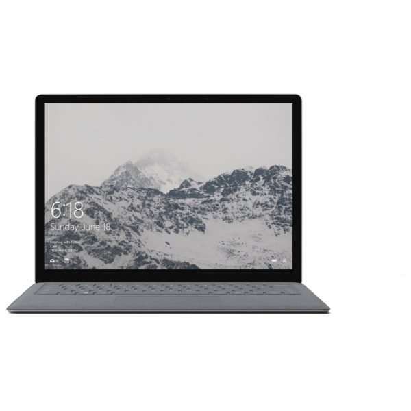 Microsoft Surface Laptop - Core i7 2.5GHz 8GB 256GB Shared Win10s 13.5inch UHD Platinum