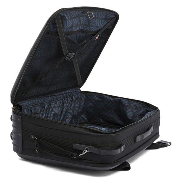 Eminent H080B27BLK ABS Suitcase Black 27inch