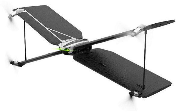 Parrot PF727003AA SWING Mini Drone Black