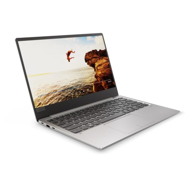 Lenovo Ideapad 720S Laptop - Core i7 1.8GHz 8GB 256GB SSD Shared Win10 13.3inch FHD Platinum