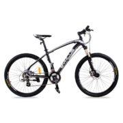 Zyklus Curve 36 Mountain Bike Grey/Black