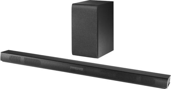 LG SH4 Soundbar W/ Wireless Subwoofer