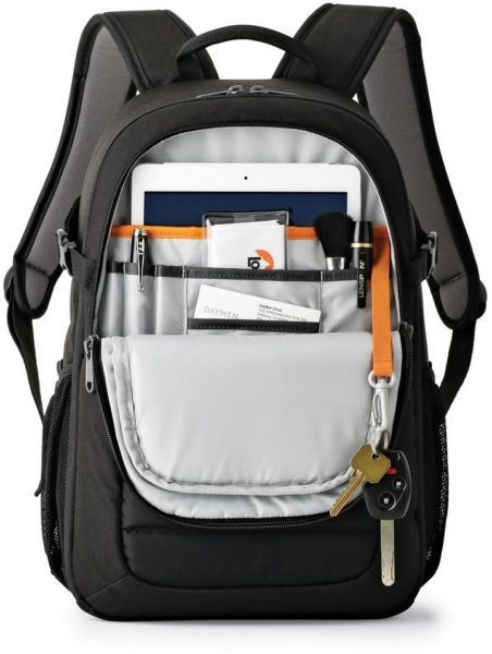 e8c4f572327 Buy Lowepro 36892 Tahoe BP 150 Camera Backpack Black – Price ...