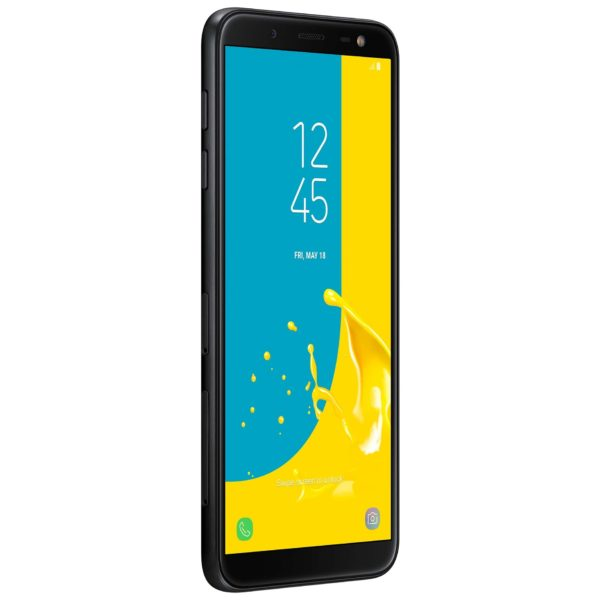 Samsung Galaxy J6 (2018) 32GB Black 4G LTE Dual Sim Smartphone