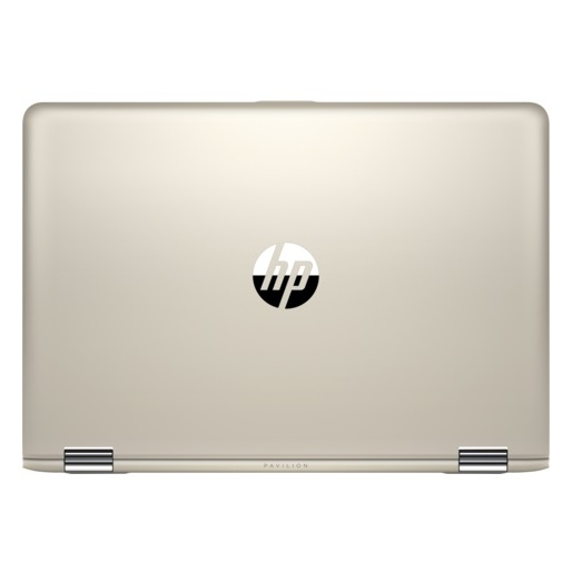HP Pavillion x360 14-BA002NE Convertible Touch Laptop - Core i3 2.4GHz 4GB 1TB Shared Win10 14inch FHD Gold