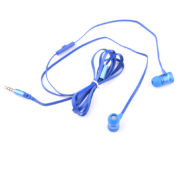 Ette ET81 Wired Earphone Blue