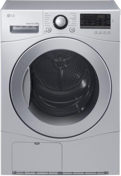 LG Condensation Dryer 8kg RC8066CF