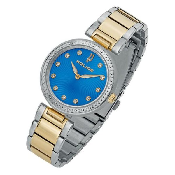 Police P 14738BSG-03MTG Elaine Ladies Watch