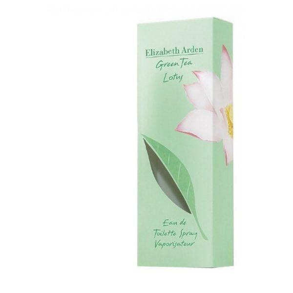Elizabeth Arden Green Tea Lotus Perfume For Women 100ml Eau de Toilette