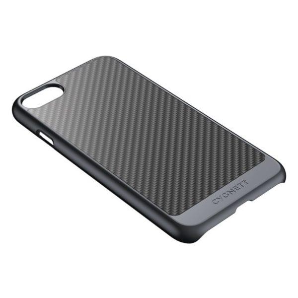 Cygnett UrbanShield Carbon Fiber Case Gunmetal For Apple iPhone 8/7 - CY1968CPURB