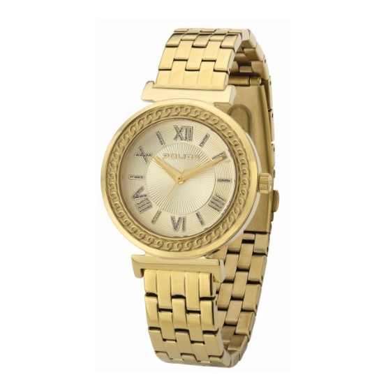 Police P 14880MSG-D06M Sterling Ladies Watch