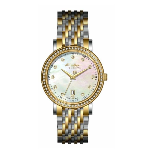 Kolber Geneve K1107211854 Stars Ladies Watch