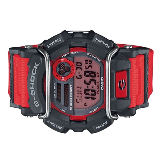 Casio GD-400-4 G-Shock Watch