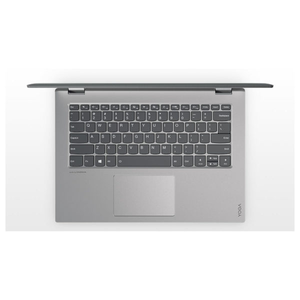 Lenovo Yoga 520 Convertible Touch Laptop - Core i3 2.2GHz 4GB 1TB Shared Win10 14inch HD Mineral Grey