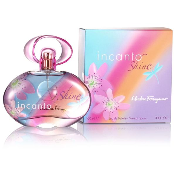 Ferragamo Incanto Shine Perfume For Women 100ml Eau de Toilette