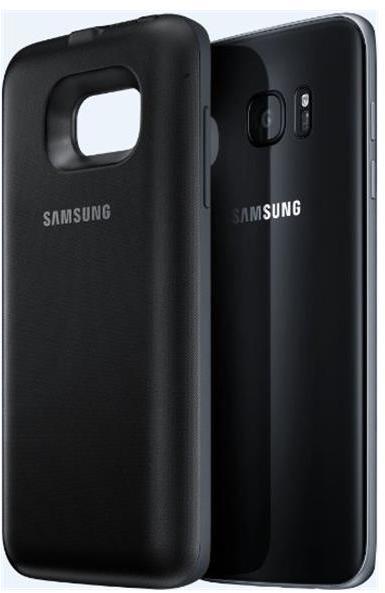 Samsung Wireless Charging Battery Case Black 3400mAh For Galaxy S7 Edge –  EP-TG935BBEGAE