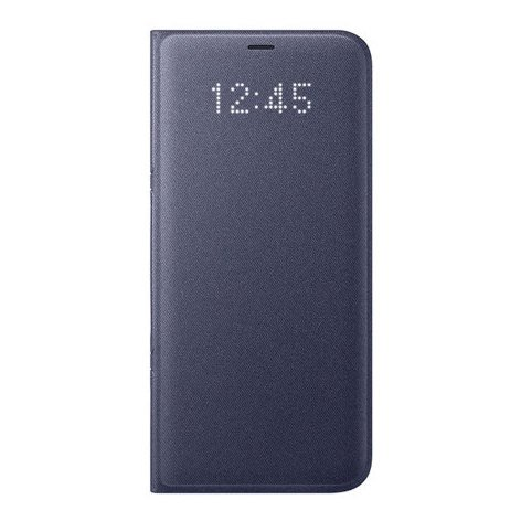 Samsung Flip Cover Violet For Galaxy S8+
