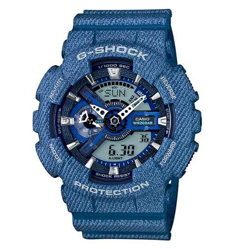 Casio BA-110DC-2A1DR Baby G Watch