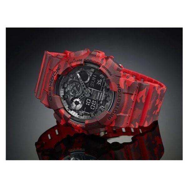 Casio GA-100CM-4A G-Shock Watch