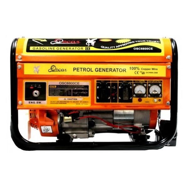 Oscar 6800CET Gasoline Generator