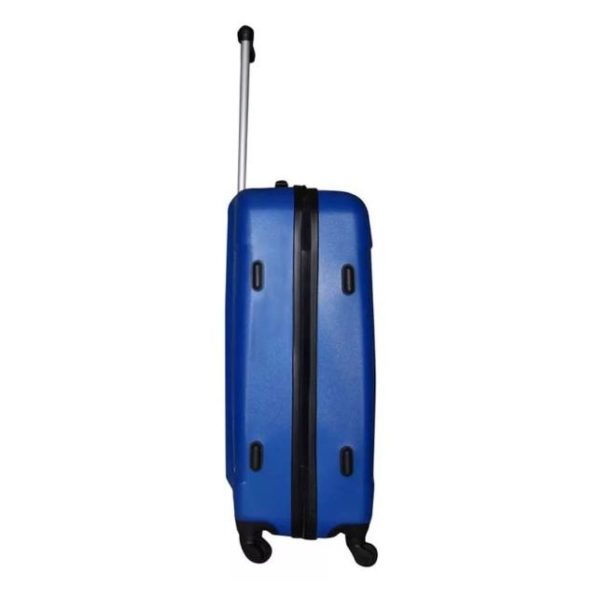 Highflyer Blaze Series Trolley Luggage Bag Blue 4pc Set TH3194PC