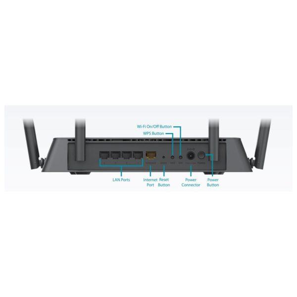 Dlink DIR878 AC1900 MU-MIMO Wi-Fi Gigabit Router + DAP1720 AC1750 Dual Band Wi-Fi Range Extender