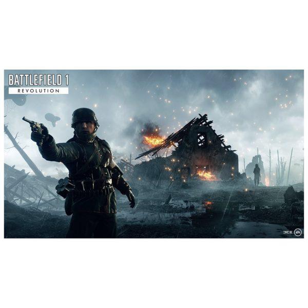 PS4 Battlefield 1 Revolution Game