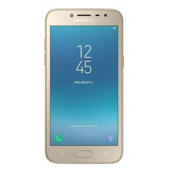 Samsung Galaxy Grand Prime Pro ( J2 - 2018 ) 4G Dual Sim Smartphone 16GB Gold