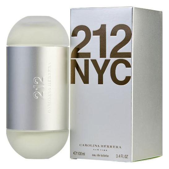 Carolina Herrera 212 Perfume For Women 100ml Eau de Toilette