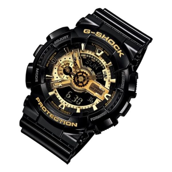 Casio GA-110GB-1A G-Shock Watch