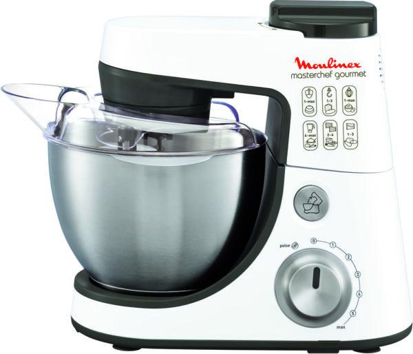 Moulinex Master Chef Gourmet Kitchen Machine White QA408127 Price ...