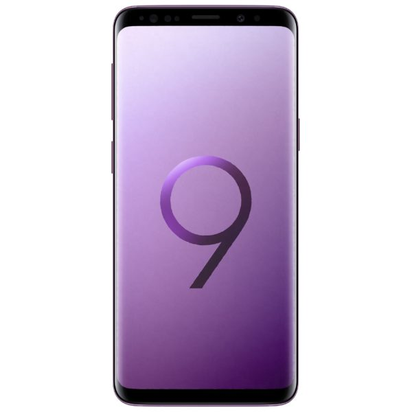 Samsung Galaxy S9 64GB Lilac Purple 4G Dual Sim ( *T&C Apply )