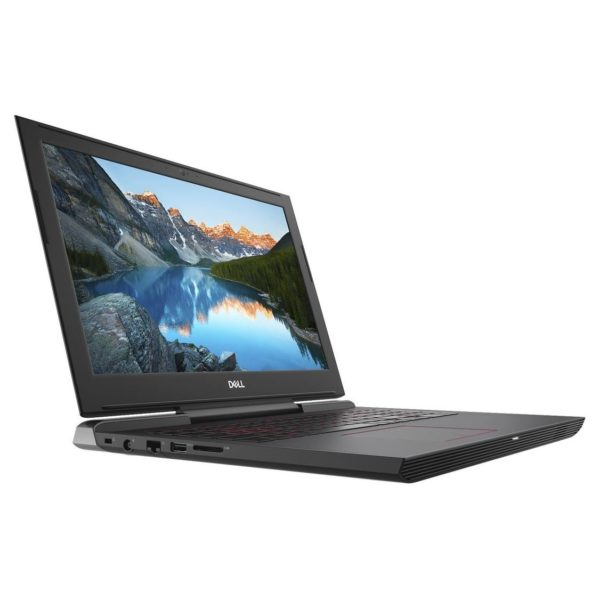Dell Inspiron 15 7577 Gaming Laptop - Core i7 2.8GHz 16GB 1TB+128GB 4GB Win10 15.6inch FHD Black