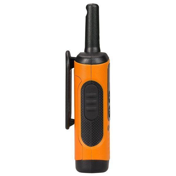 Motorola TLKRT41 P14MAA03A1BJ Walkie Talkie Orange Twin Pack